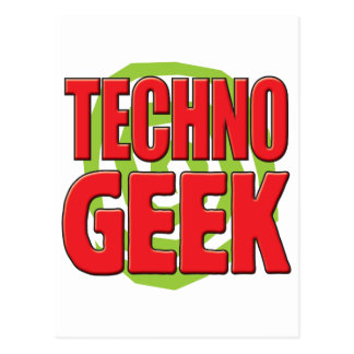Techno Aussenseiter Postkarten