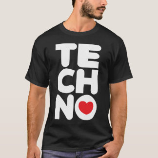 Techno Turm T-Shirt