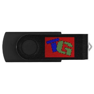 Technologie-Aussenseiter-Blitz-Antriebe Swivel USB Stick 2.0