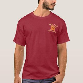 Technologie Chemo Ninja NCAA Virginia ist er ein T-Shirt