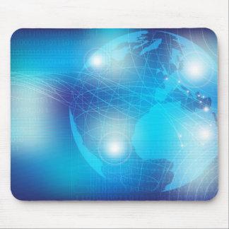 Technologie - Hintergrund Mauspad