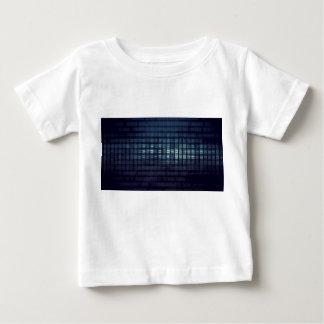 Technologie-Konzept-und Digital-Daten-Geschäft Baby T-shirt