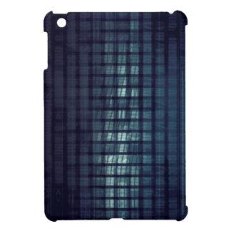 Technologie-Konzept-und Digital-Daten-Geschäft iPad Mini Hülle