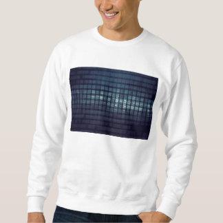 Technologie-Konzept-und Digital-Daten-Geschäft Sweatshirt