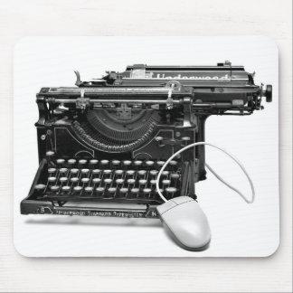 Technologie mischen oben mousepads