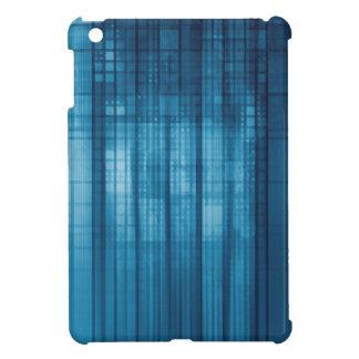 Technologie-Mosaik-Hintergrund als iPad Mini Hülle