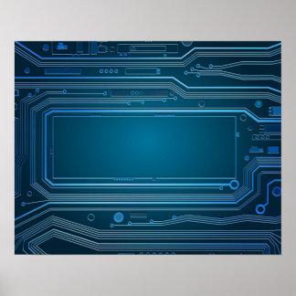 Technologiespaß Poster