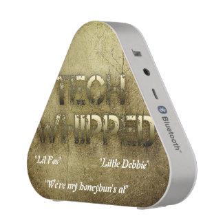 TechWhipped Lautsprecher