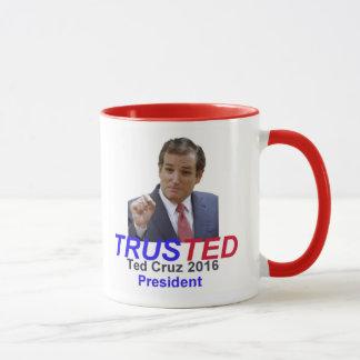 TED CRUZ 2016 TASSE