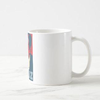 Ted Cruz (neu und verbessert!) Kaffeetasse