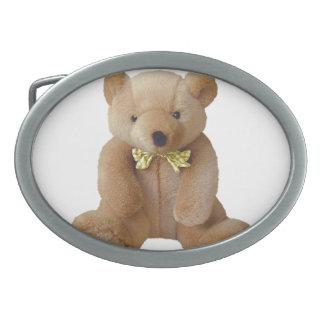 Teddy-Bärn-Baby, das Ovale Gürtelschnallen