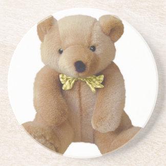 Teddy-Bärn-Baby, das Sandstein Untersetzer