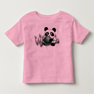 Teddy-Bärn-Bowling Kleinkind T-shirt
