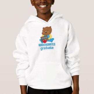 Teddy-Bärn-Kindergarten-Abschluss-GeschenkHoodie Hoodie