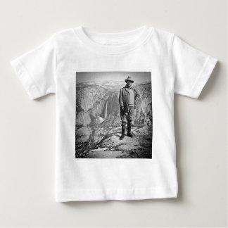 Teddy Roosevelt-Gletscher-Punktyosemite-Tal CA Baby T-shirt