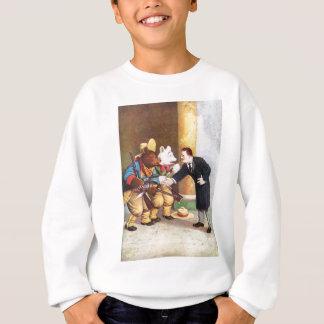 Teddy Roosevelt und die Roosevelt-Bärn-Cowboys Sweatshirt