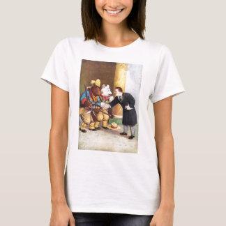 Teddy Roosevelt und die Roosevelt-Bärn-Cowboys T-Shirt