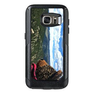 Teddybär bereist Colorado-Druck OtterBox Samsung Galaxy S7 Hülle