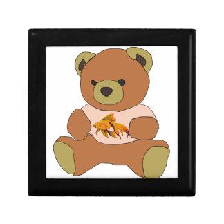 Teddybär Erinnerungskiste