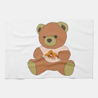 Teddybär Handtuch