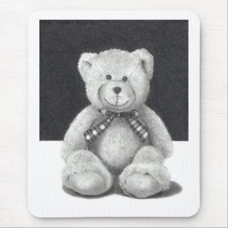 Teddybär im Bleistift Mousepad
