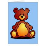 Teddybär Karten