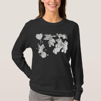 Teddybär-Metall T-Shirt