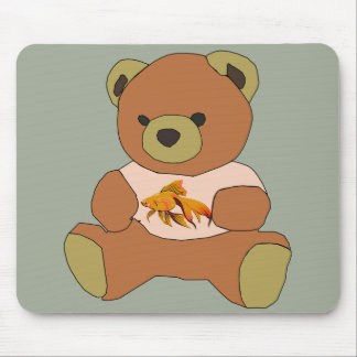 Teddybär Mousepad