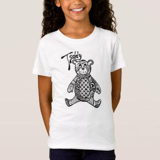 Teddybär-T-Stück T-Shirt