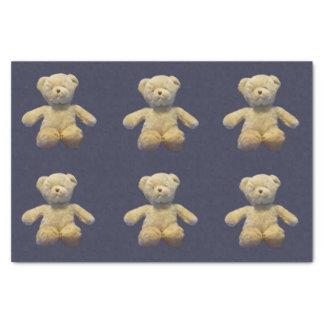 Teddybären Seidenpapier