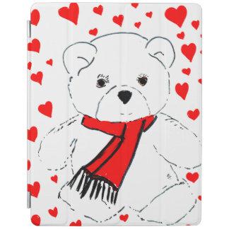 Teddybärn-Liebe iPad Hülle