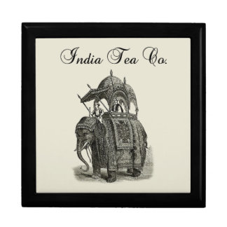 Tee Co des Elefant- Indien