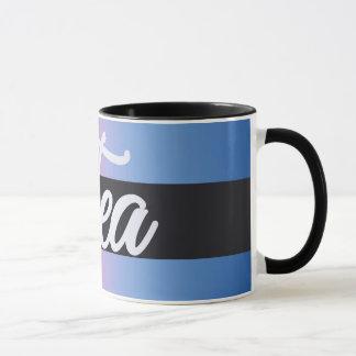 Tee-Mischungs-Zuckerwatte-Tasse Tasse