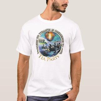 Tee-Party-Aufstand zu den Tyrannen T-Shirt