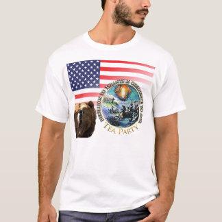 TEE Party-Aufstand zum Tyrann-T-Shirt