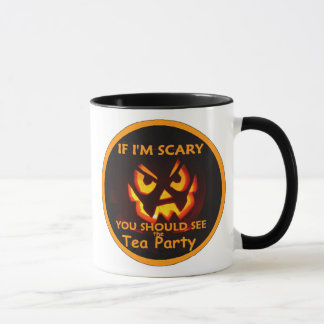TEE-PARTY Halloween-Tasse Tasse