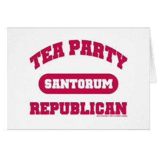 Tee-Party-Republikaner Karte