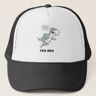 Tee Rex Tee-Shirt Truckerkappe