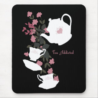 Tee-süchtige Auflage Mousepad