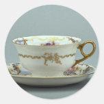 Tee-Tasse und Untertasse des 20. Jahrhunderts, Bay