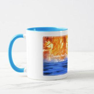 Tee-u. Kaffee-Tasse (linker Griff) Tasse