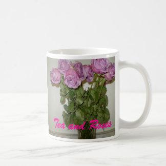 Tee und Rosen Teehaferl
