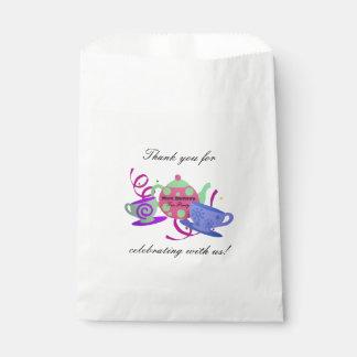 Tee-Zeit Geschenktütchen