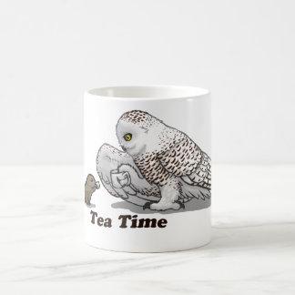 Tee-Zeit Kaffeetasse