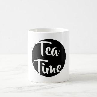 Tee-Zeit! Tasse