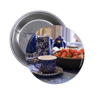 Teezeit Anstecknadelbuttons