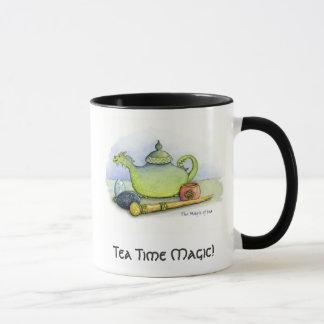 Teezeit-Magieschale Tasse