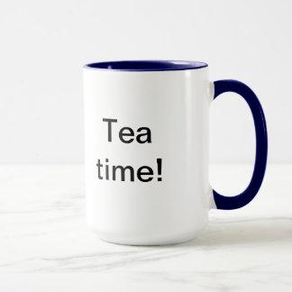 Teezeit! Tasse