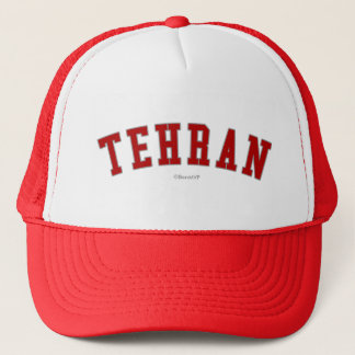 Teheran Truckerkappe