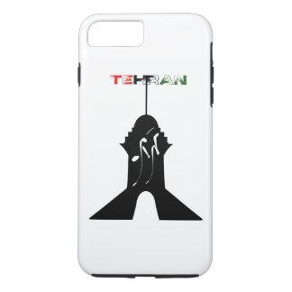 Teheran-Türme iPhone 8 Plus/7 Plus Hülle